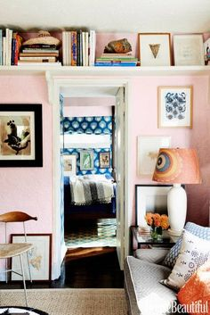 510 best Small Space Decor images on Pinterest | Living room, Guest ...