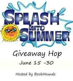 Up 'Til Dawn Book Blog: Splash into Summer Giveaway Hop!