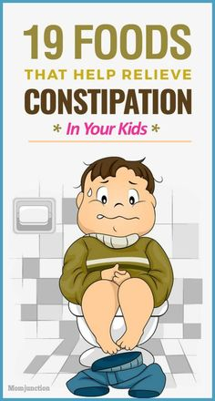 25 Foods That Help Relieve Constipation In Kids : Though over-the-counter medicines are easily available, it is not advisable to give them to your child, particular if he gets regularly constipated.