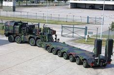 MAN HX81 SLT-2 Mammut - Bundeswehr