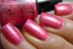 """Sassy Paints: Renaissance Custom Lacquer """"Taffeta Gown"""" from the Love...Everyday Collection"""
