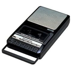 Panasonic Cassette Recorder Shoe Box Portable Tape Recording NEW in Consumer Electronics, Gadgets & Other Electronics, Voice Recorders, Dictaphones Cassette Recorder, Tape Recorder, Cassette Tape, I Remember When, Oldies But Goodies, Thats The Way, The Good Old Days, Best Tv, Shoe Box