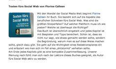 Rezension von @Benita Görtz: http://www.onlinemarketing-ihk.de/blog/2013/03/11/fur-sie-gelesen-buchtipps/