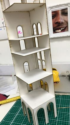 Final Model in early stages