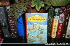 Todays featured book of the day is The Loch Ness Punster (43 Old Cemetery Road) by Kate Klise