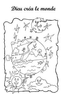 disegni creazione mondo - Cerca con Google