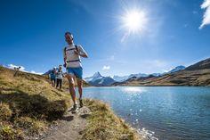Mitten von Eiger, Mönch und Jungfrau - Eiger Ultra Trail Grindelwald