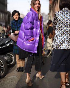 Street <b>style</b>: <b>New</b> York Fall/<b>Winter</b> 2017-<b>2018</b> Fashion Week ...