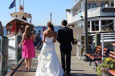 Lake Geneva Cruise Line - Boat Weddings