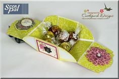 Scor-Pal Expanding Box with Guest Designer Joann Jamieson -Project ideas using your Scor-Pal