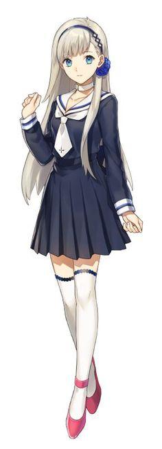 Anime girl #rotthades