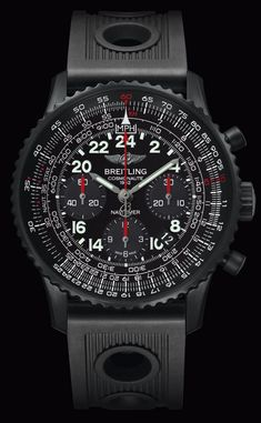 """Breitling Cosmonaute in """"The Impossible Collection of Watches"""""""