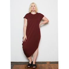 f9f729ddf02 RED HOT in our favorite dress ❤    Geneva dress by  universalstandard .