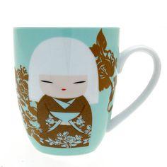 kimmidoll porcelain mug <3