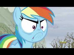 DO I LOOK ANGRY?! - Rainbow Dash - YouTube