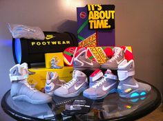 nike marty mcfly collection