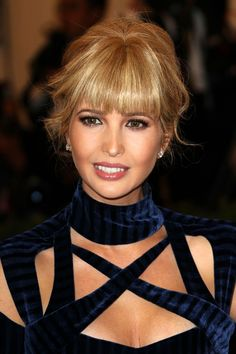 Ivanka Trump Photo - Celebs at the Costume Institute Benefit Gala 2012 at The Met