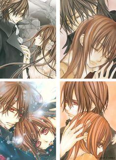 Yuki and Kaname ❤ http://thepurebloodancestor.tumblr.com/image/103996882282