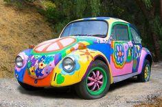 Volkswagen Beetle Paint