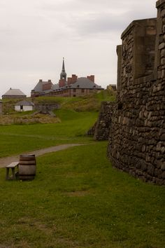 Fortress of Louisbourg, Cape Breton, Nova Scotia, Canada