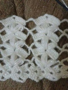 Ripple stitch + broomstick lace (sort of), very nice for shawls, etc.: photo from a Russian site; This post was discovered by Ayşe Zeynep. Discover (and save!) your own Posts on Unirazi. Likes, 45 Comments - Muh see what ira grynda iragrynda Check out th Crochet Diy, Filet Crochet, Crochet Bolero, Crochet Motifs, Crochet Stitches Patterns, Crochet Designs, Knitting Patterns, Crochet Style, Crochet Vests