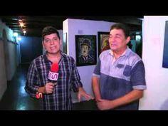 Inside TV - Exposição de arte by Carlos Holanda A arte de Carlos Holanda/Di Holanda