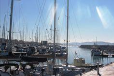 The Marina!