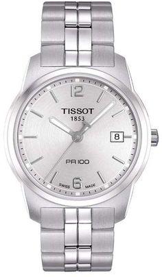 T049.410.11.037.01, T0494101103701, Tissot pr 100 watch, mens