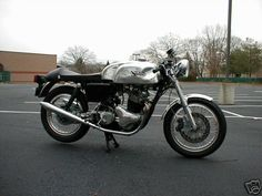 74_12 Cafe racer, motorcycle