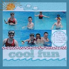"""Cool Fun"" by Shari Thurman"