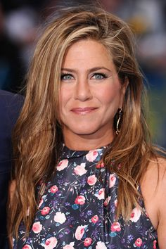 """Everything You Ever Wanted To Know About Going Blonde #refinery29 http://www.refinery29.com/blonde-hair-tips#slide12 The Faux Blonde, À La Jennifer Aniston """"We all know she's not a natural, but Jennifer pulls her color off with such ease because the overall tone complements the olive tones in her skin,"""" Anderson says. """"If you're going blonder than Mother Nature intended, remember to keep a bit of contrast in the hair and also some warmth! Women are always afraid of gold, honey, or even red…"""