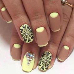 pretty nail art for 2016 style