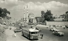 Tophane.1960 Istanbul, Ottoman Empire