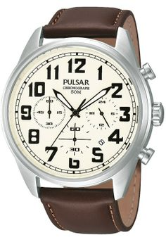 Montre chronographe Pulsar SERIE RACING CALIBRE VK63   Dynamiz