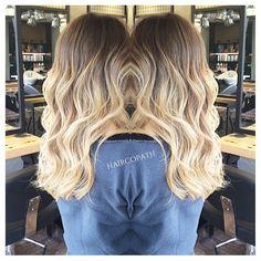 Işık saçıyor #ombrehair #dipdye #ecaille #balayage #blonde #haircopat #saçkesimi #saçbotoxu #bakırköy #ataköy #yeşilköy