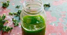 Breuvage détox santé   Ingrédients : • 60 g de persil• Un citron• 200 ml d'eau Hacher le persil et presser le jus de citron. Mélanger ces 2 ingrédients et ajouter l'eau.