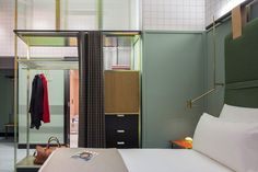 Room Mate Giulia Hotel in Milan by Patricia Urquiola   Yellowtrace