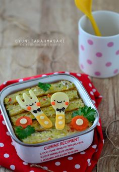 Fork and Spoon Cheese Bento