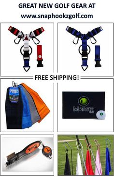 Snap-Hookz Golf Sale!