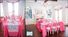 Cute for a Princess Tea Party!!   Time For Tea Party! - Kara's Party Ideas - The Place for All Things Party