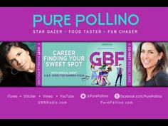 Career  Finding Your Sweet Spot, What do you want to be when you grow up? Is that question still relevant even though you already sprouting some greys? In today's world it's actually pretty common to have gone through several careers before we end up finding that thing that makes our hearts sing. This week, special Guest writer/ Director Darren Stein joins us and we take a look at his chart and see why he chose the career he did!