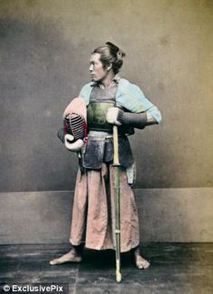 End of the Samurai: Stunning portraits of Japan's warrior class captures men at the height of their power before 19th century demise  The portraits are thought to have been taken in the late 1860s The Samurai had long been Japan's highest social caste Shortly afterwards, the Samurai was abolished by Emporer Meishi