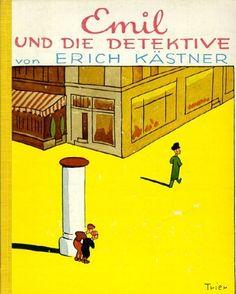 Erich Kästner: Emil und die Detektive | 44 Jugendbücher, die Du früher verschlungen hast