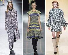 tendência psicodélica entre as tendências da moda inverno 2017