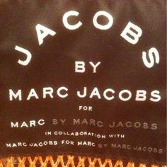 I Think This Is A Marc Jacobs