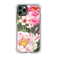 2015 Ipad, Apple Watch Models, Apple Watch Series 2, Pink Peonies, Floral Watercolor, Tech Accessories, Casetify, Pretty In Pink
