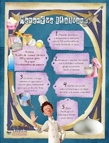 Tartas, Galletas Decoradas y Cupcakes: Paso a Paso Frosting Recipes, Cupcake Recipes, Cupcake Cakes, Dessert Recipes, Cup Cakes, Mini Desserts, Delicious Desserts, Cartoon Recipe, Pastel Cakes