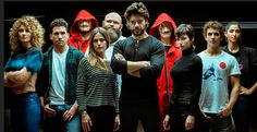 (Note for those who haven't seen the 'Money Heist' series yet since this is an article with spoilers) A bank . Netflix Series, Series Movies, Tv Series, Serie Tv, Westworld Hbo, Palermo, Stellan Skarsgard, Teaser, Show Maker