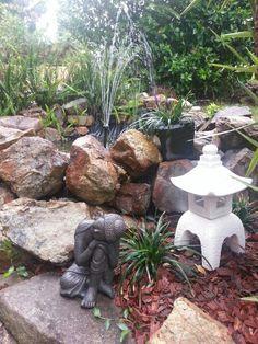 Buddah garden take 2