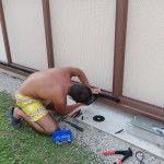 Posuvná brána: svojpomocný postup vyhotovenia - buboFIX Outdoor Power Equipment